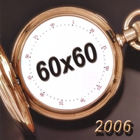 60x60 CD cover 2006